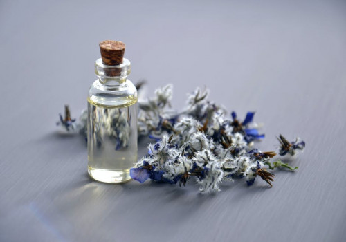 Optimaal ontspannen met behulp van aromatherapie